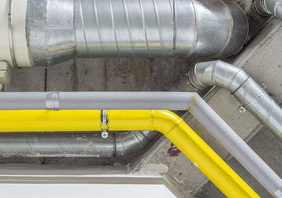 Inspección de oleoductos y gasoductos