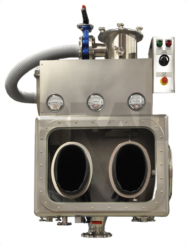 Discharge Isolator - MBraun