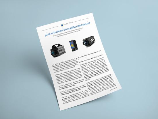 Qué camara termografica comprar - Artículo - HCP