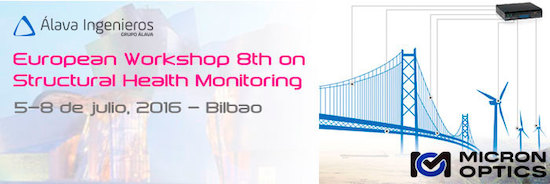 8th european workshop on structural health monitoring for Oficina ing bilbao