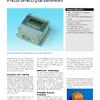 Sensor de presión barométrica PTB220