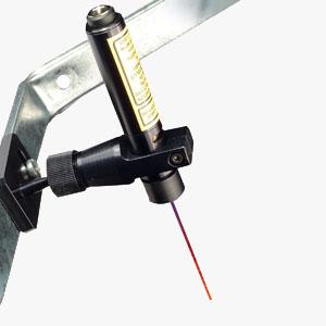 laser alignment module