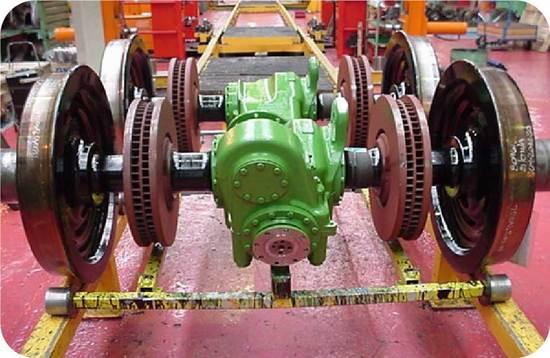 ACFM WheelSet AMIGO
