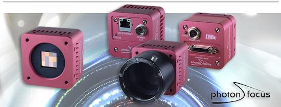 Photonfocus se convierte en un nuevo partner del Área de Imagen y Fotónica