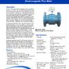 Caudalímetro Electromagnético EL 2200