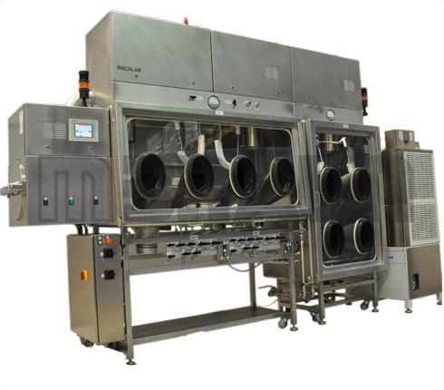 API Isolators - MBraun