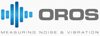 Logo OROS Noise & vibration
