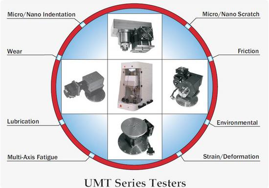 umt series testers cetr
