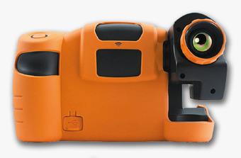 Cámara termográfica ATEX: Cordex TC7000