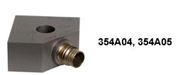 Acelerómetros Triaxiales ICP® aislados