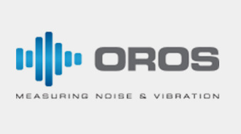 Logo Oros Measuring Noise & Vibration