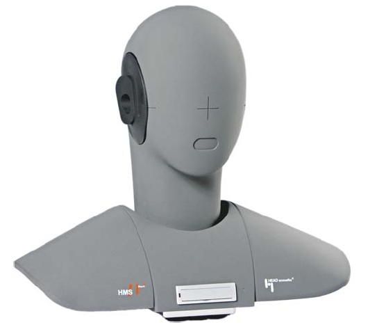 HEAD ACOUSTICS CABEZA BINAURAL