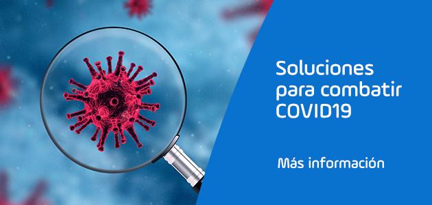 Soluciones para combatir coronavirus