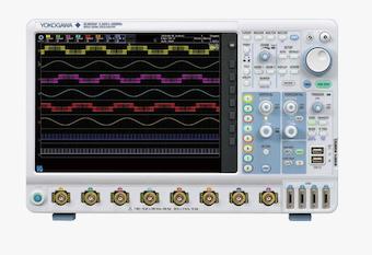 DLM 5000 yokogawa osciloscopio