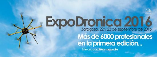 Álava Ingenieros en Expodrónica 2016