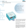 Sensor de presión barométrica RPT410