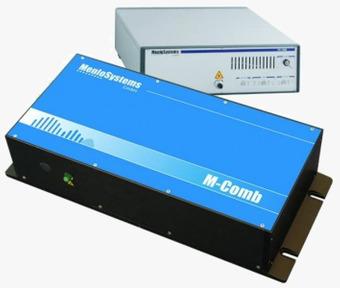 Láser de femtosegundos M-Comb de Menlo Systems