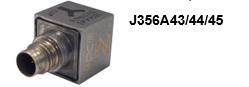 Acelerómetro Triax aislado de tierra ICP® miniatura