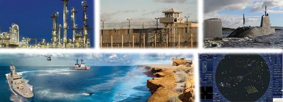 Aplicaciones Radar de Seguridad terrestre/aérea