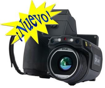 camara termografica flir T640 novedad