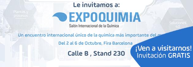 Expoquimia 2017 Grupo Alava