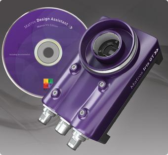 Smart cameras Iris GT - Design assistant