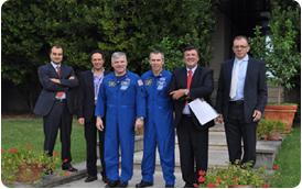 Astronautas ACS