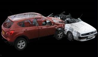 Workshop: Adquisición y procesado de datos LIDAR (TLS): accidentes de tráfico