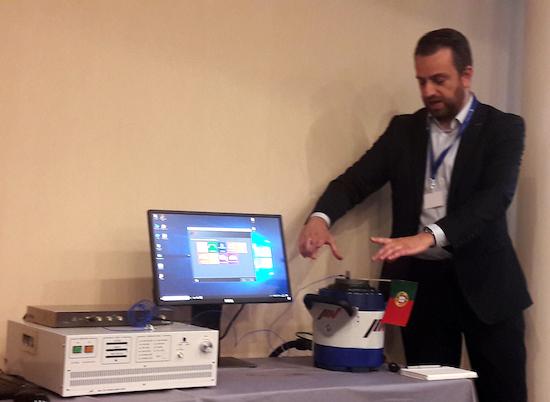 Dimitris Karigiannis, European Distributor Sales Manager en IMV