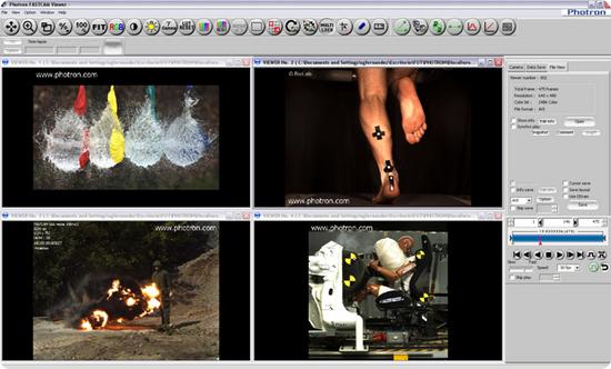 software photron fastcam viewer