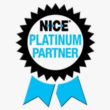 logo PLATINUM PARTNER nice