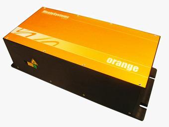 Láser de femtosegundos Orange Ytterbium Menlo Systems