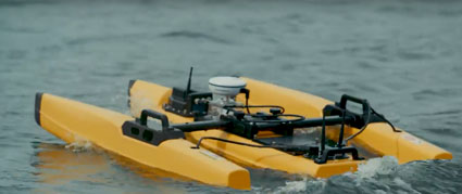 Zboat 1250 Teledyne inversion