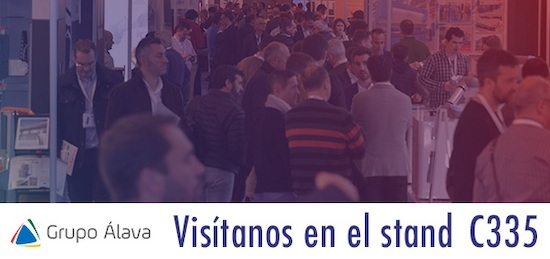 VIsitanos en Advanced Factories 2019