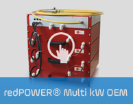 redPOWER® Multi kW OEM