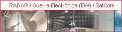 Seguridad: RADAR Guerra Electrónica (EW)