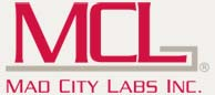 logotipo mad city labs