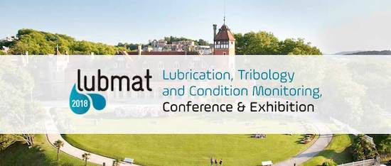 Lubrication, Tribology and Condition Monitoring, Conference & Exhibition - LUBMAT