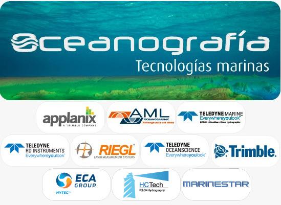 Oceanografia Tecnología Marinas