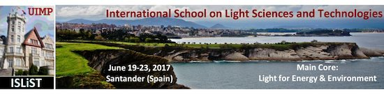 ISLiST - International School on Light Sciences and Technologies