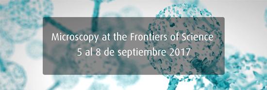 Álava Ingenieros participa en MFS2017 - Microscopy at the Frontiers of Science 2017