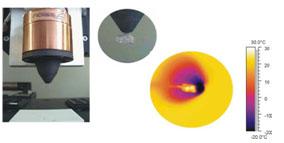 microscopia - micro-refrigeradores