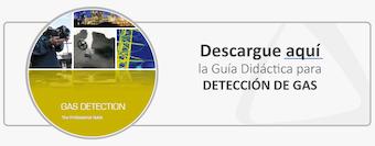 guias detección de gas