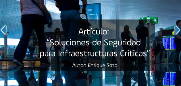 Soluciones de Seguridad para Infraestructuras Críticas