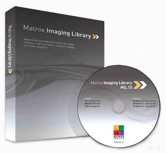 Librerías MIL (Matrox Imaging Library)
