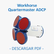 Workhorse Quartermaster ADCP