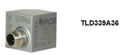 acelerómetro triaxial ICP