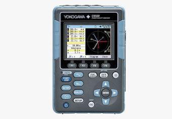 Monitor de energía portátil / Grabador