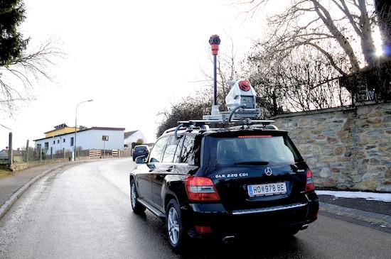 Mobile Mapping en el punto de mira!