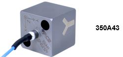 Acelerómetro de choque Triaxial ICP®